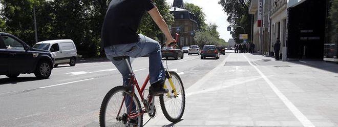 Das Luxemburger Fahrradnetzwerk soll auf rund 1100 Kilometer ausgeweitet werden.