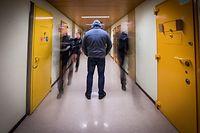 Gefängnis - Prison - gefangenschaft - strafvollzug - Schrassig - Gefangener  - prisonnier-Détenu - Uhaft - u-haft -  Foto: Pierre Matgé/Luxemburger Wort