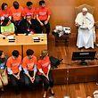 Die jungen Leute sollten wissen, wie Populismus sich ausbreitet, so das Oberhaupt der katholischen Kirche.