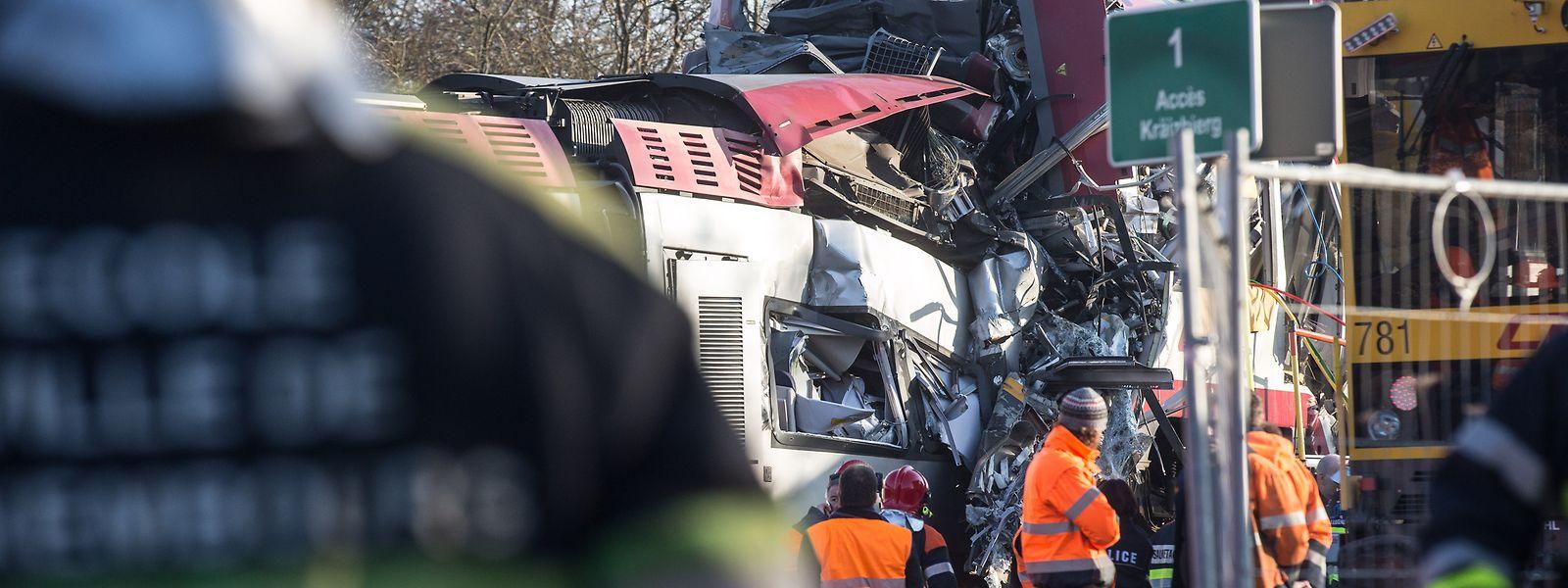 Selon les conclusions du rapport final de l'administration des enquêtes techniques, plusieurs défaillances expliquent la collision mortelle survenue le 14 février 2017.
