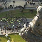 As forças da ordem previram dois milhões de coletes amarelos nas ruas de Portugal