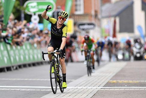 Tour of Britain: Tonelli nouveau leader, Jungels neuvième