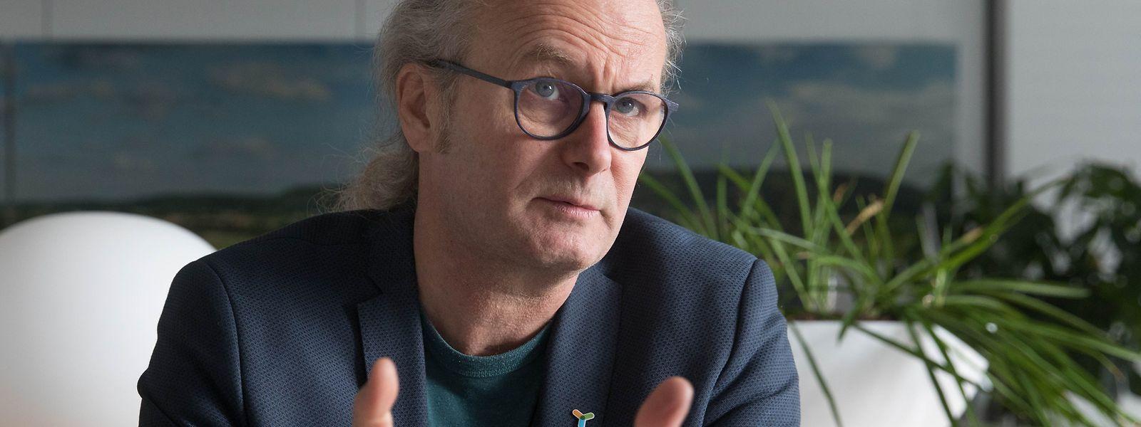 Claude Turmes a clairement répondu aux grands pétroliers installés au Luxembourg que la vente de carburants ne colle plus avec la nouvelle politique énergétique du gouvernement.