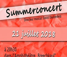 Summerconcert Harmonie Berdorf