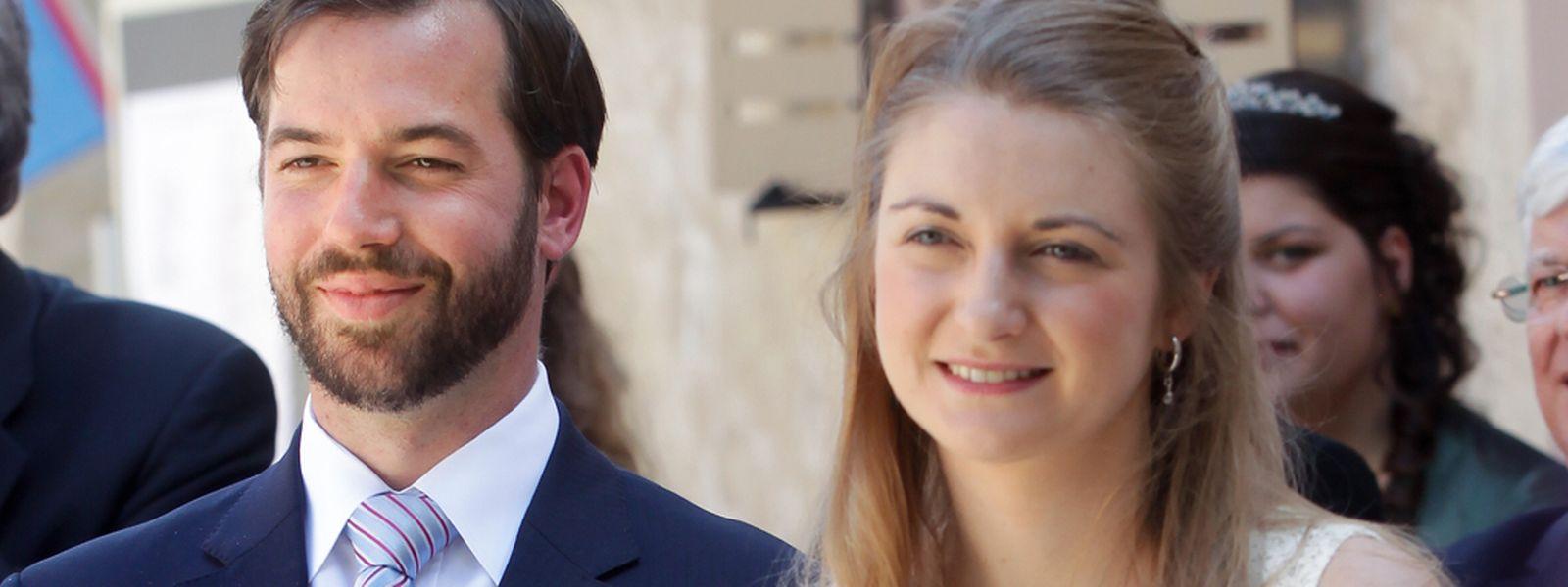 Guillaume und Stéphanie verbrachten im Februar fünf Tage im Nahen Osten.