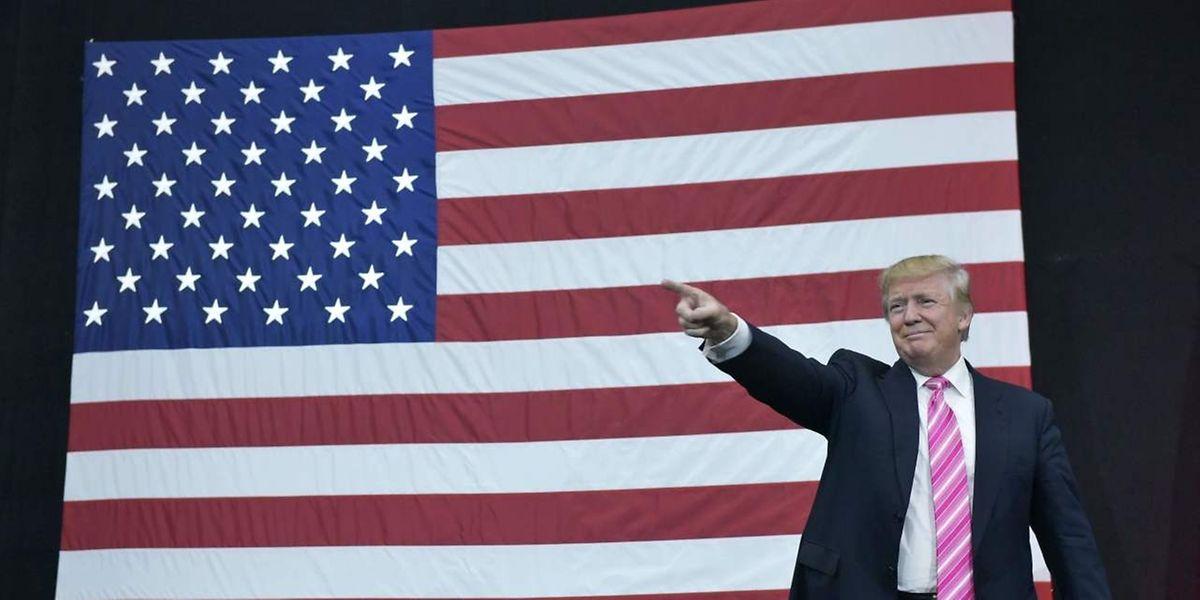 Excessif, impulsif, sans la moindre expérience politique, Donald Trump n'avait au départ aucune des qualités requises pour prétendre entrer à la Maison Blanche.