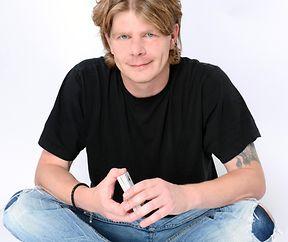 Zaubershow mam Christian Lavey