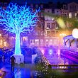 "Bild des Tages >> mise en marche illumination de Noël & ouverture off.patinoire "" Knuedler on Ice "", Foto Lex Kleren"