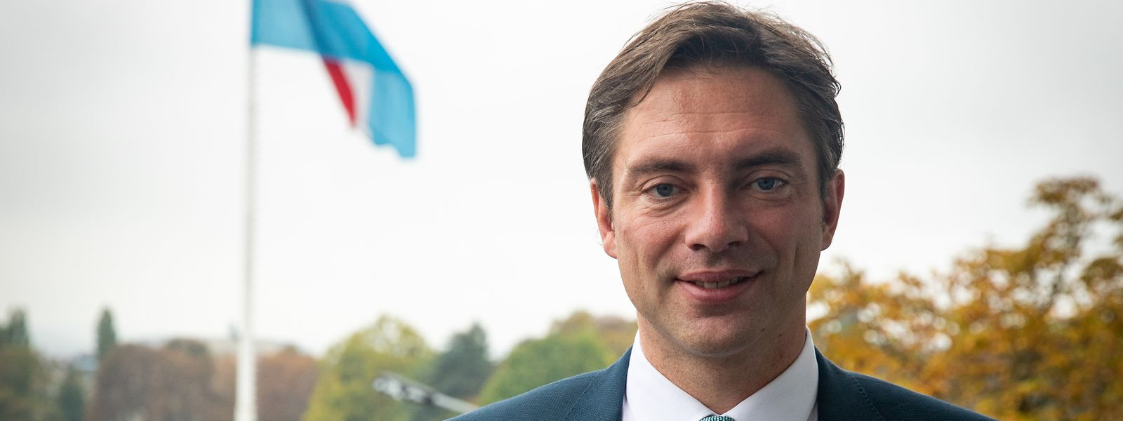 Fred Keup se donne trois ans pour montrer qu'il peut maîtriser d'autres thèmes que ceux qui l'animaient lors du référendum de 2015.