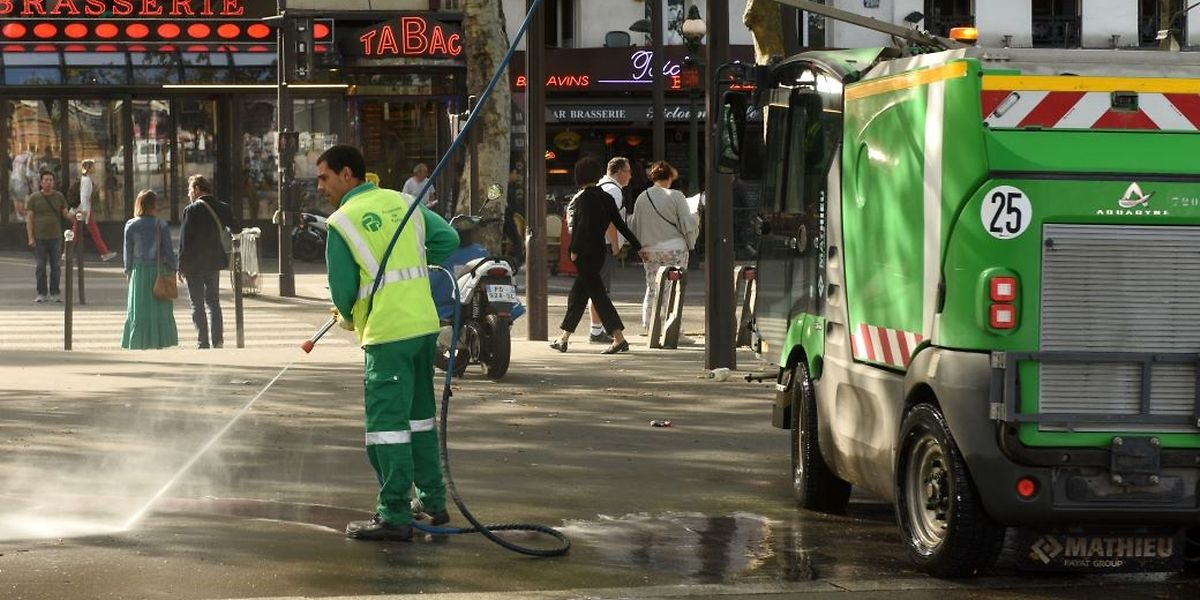 Paris muss wieder sauberer werden, fordern zahlreiche Bewohner der französischen Hauptstadt.