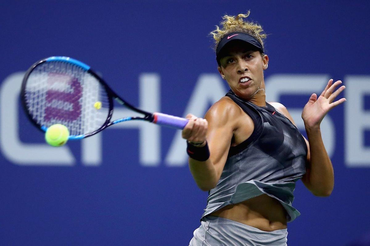 Victorieuse d'Elina Svitolina, l'Américaine Madison Keys sera opposée à l'Estonienne Kaia Kanepi en quart de finale