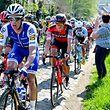 Iljo Keisse (B/Quick-Step Floors) und Jempy Drucker (BMC Racing Team) - Tour de Flandres - Ronde van Vlaanderen - Foto: Serge Waldbillig