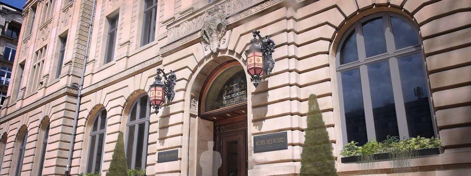 Rein äußerlich wird sich am historischen Postgebäude nichts ändern, da es unter Denkmalschutz steht.