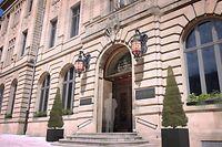 Surtout, il ne sera pas question de toucher à la façade style Renaissance dont les pierres proviennent de deux carrières luxembourgeoises.