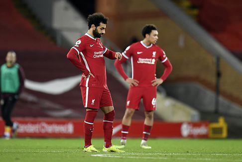 Liverpool: Erste Heimniederlage seit fast vier Jahren