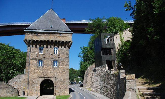 French military engineer Vauban fortified the city with towers, bastions, walls and forts in the 17th century