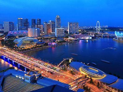 In Singapur wird mit solcherlei Vorfällen nicht leichtfertig umgegangen - der Schenker-Manager muss ins Gefängnis.