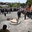 Cérémonie commemorative du 70 anniversaire de la fin de la seconde guerre mondiale en Europe. Foto:Gerry Huberty