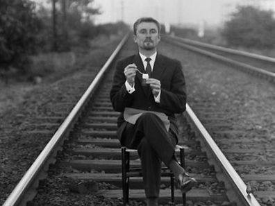 Romain Urhausen Autoporträt 50er-Jahre
