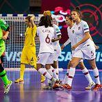 Futsal. Seleção feminina joga final do Europeu este domingo com a Espanha