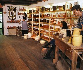 Visite guidée du Musée de la Poterie