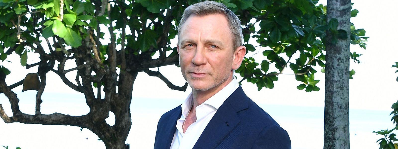 Bond 25 wird voraussichtlich der letzte Einsatz für Daniel Craig.