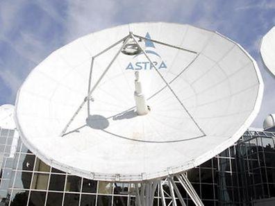 Le groupe, basé à Betzdorf, est l'un des leaders mondiaux des satellites.