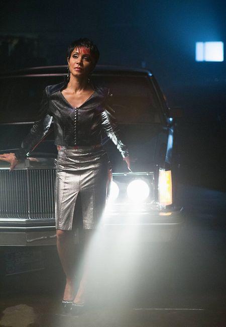 Fish Mooney (Jada Pinkett Smith) ist eine von Gotham zwielichtigen Gestalten.