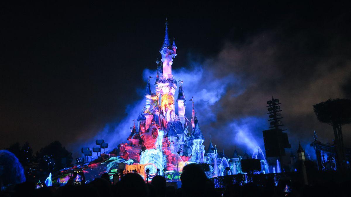 Disneyland Paris Photo: Shutterstock