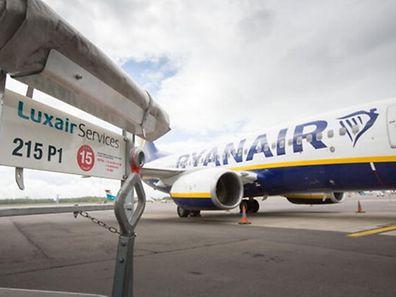 Ryanair steuert künftig auch von Luxemburg nach Lissabon.