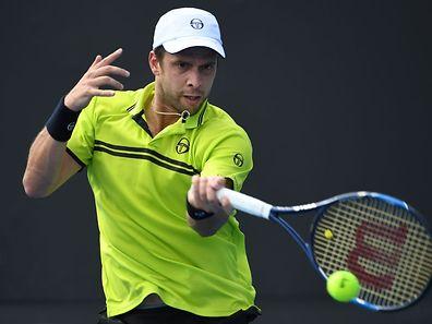 Gilles Muller n'a jamais été aussi bien classé sur le circuit ATP.