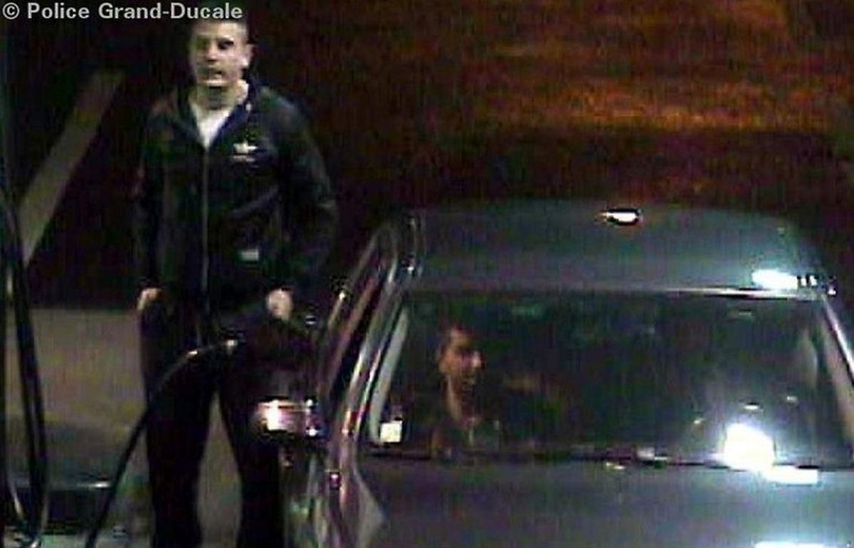 Eine Überwachungskamera hatte die beiden Angeklagten kurz vor der Tat gefilmt.