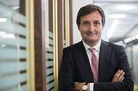 Wi.Nicolas Buck,président UEL.Foto: Gerry Huberty/Luxemburger Wort