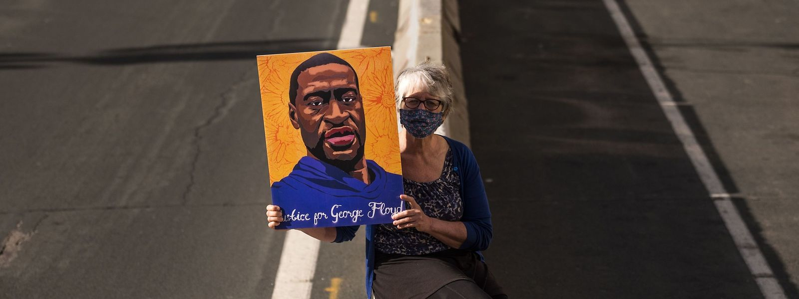 Auch während des Gerichtsverfahrens um den Tod von George Floyd kommt es in Minneapolis immer wieder zu Straßenprotesten gegen Polizeigewalt.