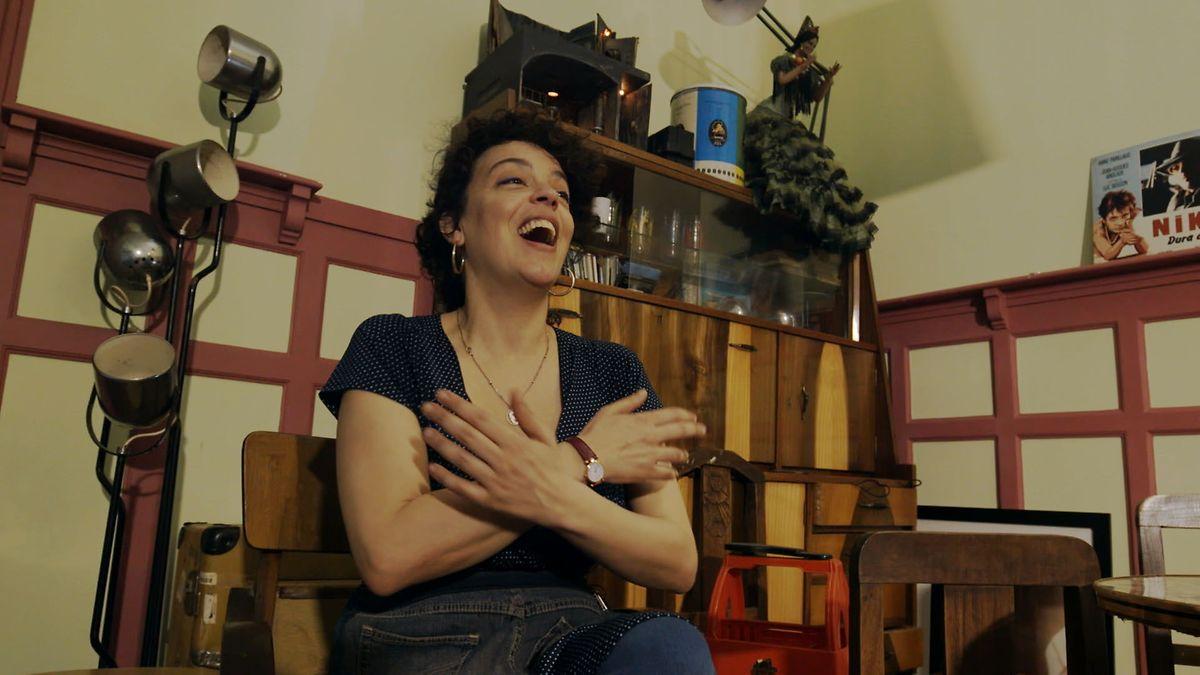 A cantora Marta Miranda, dos Oquestrada, e cofundadora da TascaBeat do Rosário, é outra das protagonistas do