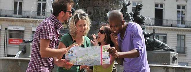 Les touristes arrivent au Luxembourg pour cet été 2015