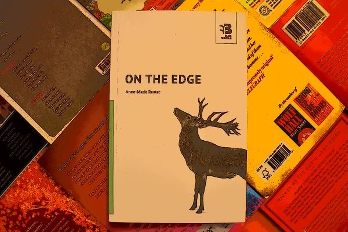 On the Edge has sold around 460 copies since its release last spring (Jeffrey Palms)