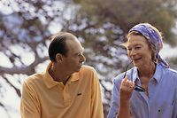 In der Sommerresidenz in Cabasson verbrachte das Großherzogliche Paar jedes Jahr seinen Urlaub.