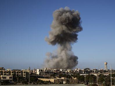 La «victoire» à Syrte a été proclamée lundi par le gouvernement libyen d'union nationale.