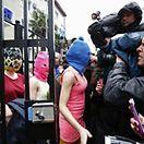Ativista das Pussy Riot envenenado