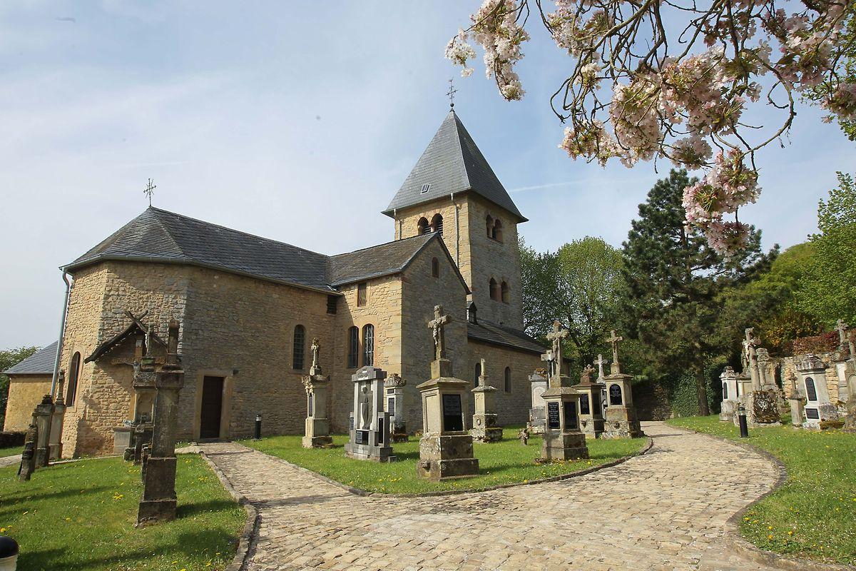 L'accès à la chapelle de Girsterklaus sera limité le temps des deux messes du week-end