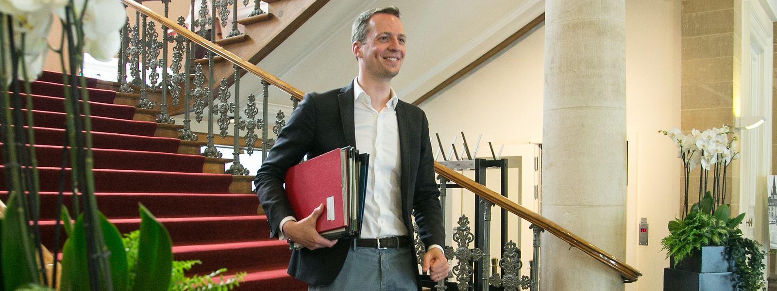 Serge Wilmes: «Créer des logements à prix abordable, c'est la première mesure à prendre si on veut améliorer la mobilité».