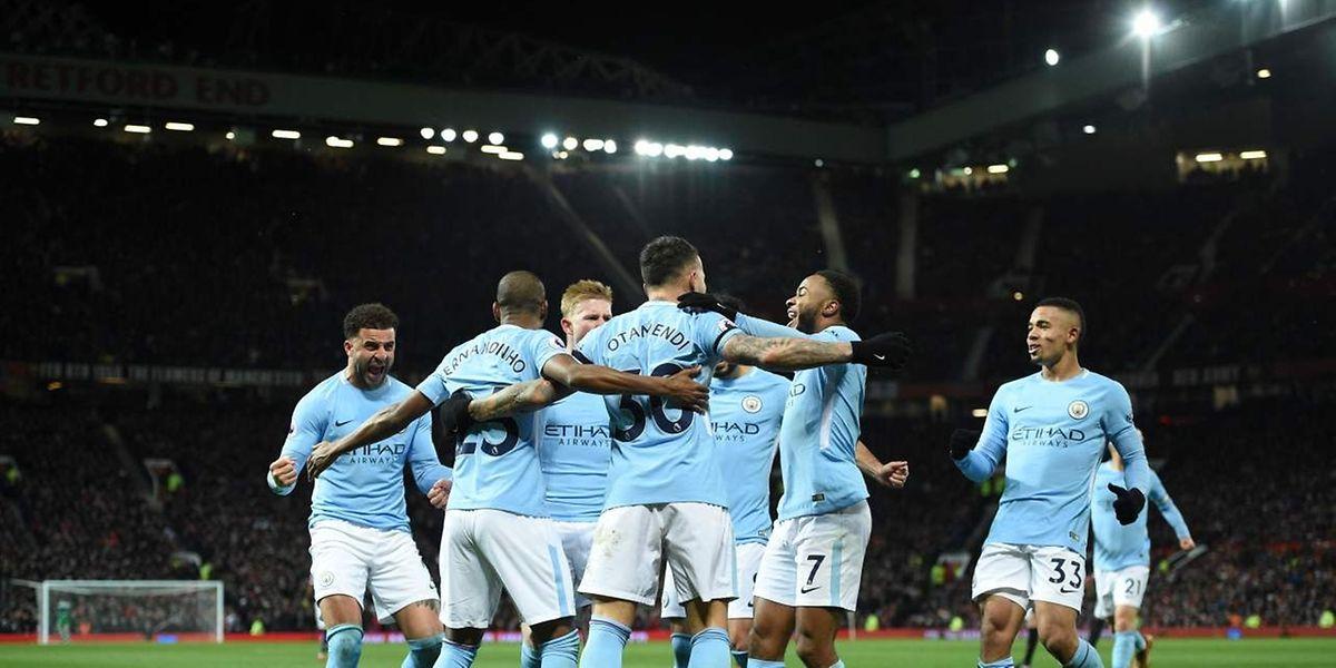 La sarabande de Manchester City: pour une quinzième victoire consécutive, ce mercredi face à Swansea?