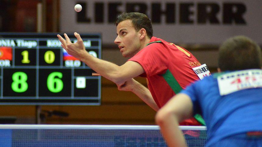 Tiago Apolónia fechou a vitória lusa com três triunfos irreprensíveis.