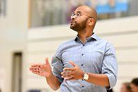 Amadeo Dias, entraîneur Résidence Walferdange / Foto: Stéphane Guillaume