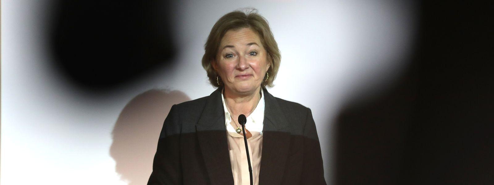 Pour faire face à la crise sanitaire actuelle, Paulette Lenert, ministre de la Santé, mise sur les personnels du secteur de la santé. Des personnels majoritairement frontaliers.