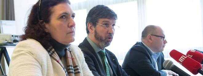 Astrid Mosel war bei den Wahlen 2011 die Erstgewählte der Delegiertenliste CLSC, die für den LCGB das Bodenpersonal vertritt.