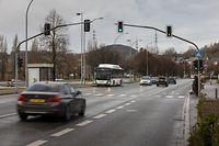 Lokales, Unfall Boulevard Charles de Gaulle, Foto: Lex Kleren/Luxemburger Wort