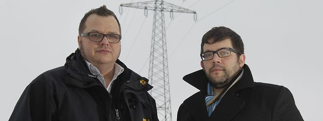 """Steve Remesch et Eric Hamus ont rassemblé tous les faits concernant l'affaire du Bommeleeër dans le livre """"Et war net keen""""."""