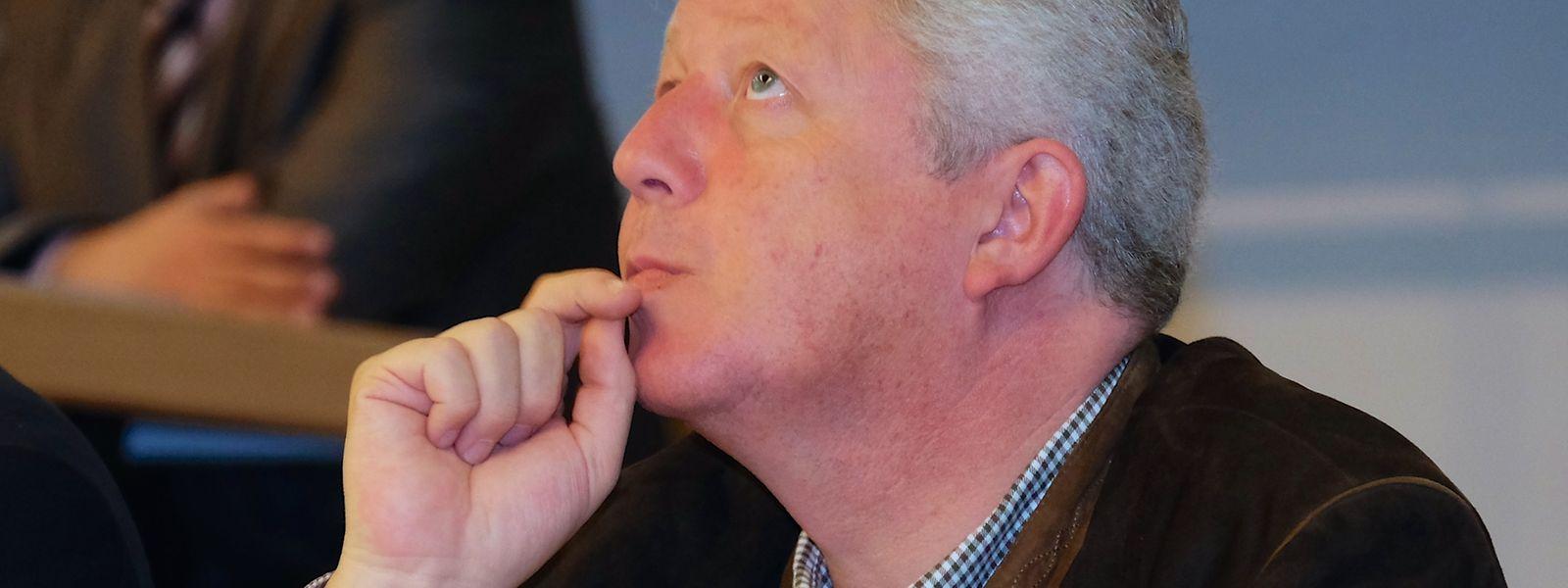 Roy Reding plädiert dafür, dass Mietern, die in finanzielle Schwierigkeiten geraten, vom Sozialamt geholfen wird.